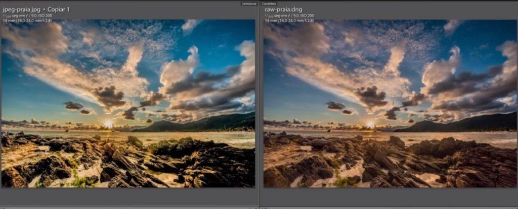 Blog IpsisPro Comparação-JPEG-x-RAW-2-1024x415 RAW vs JPEG: Entenda a diferença entre eles e saiba quando usar cada formato