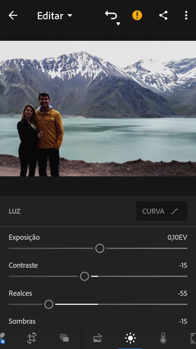 Blog IpsisPro Screenshot_20190110-225134_Lightroom-CC Como usar presets no Lightroom para evoluir no trabalho de pós-produção