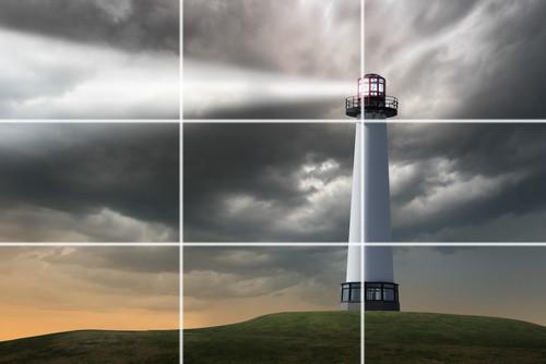 Blog IpsisPro regra-dos-terços Faça fotos mais originais com essas técnicas de fotografia para iniciantes