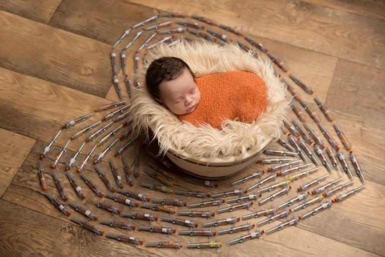 Blog IpsisPro injeçao Ideias para ensaio newborn | Conheça fontes de inspiração para fazer fotos mais originais