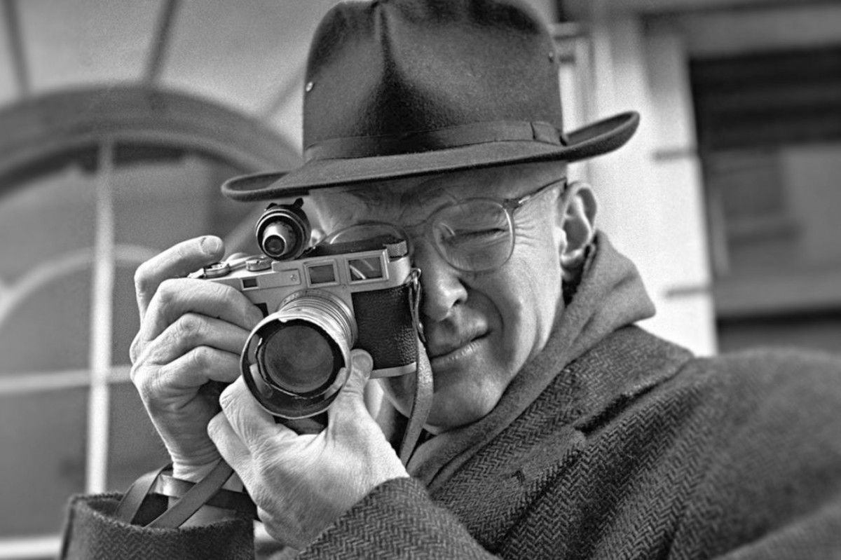 Blog IpsisPro Henri-Cartier-Bresson-principal Henri Cartier-Bresson [Grandes nomes da fotografia]