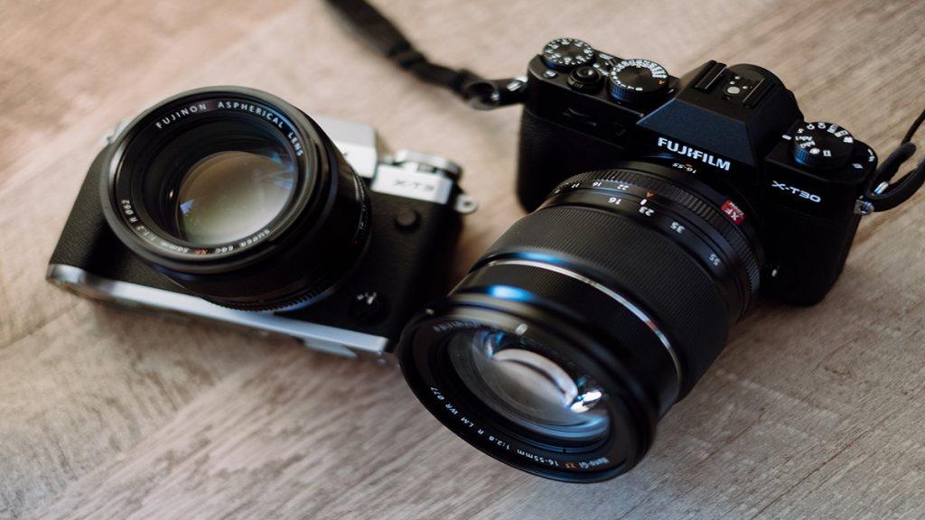 Blog IpsisPro Câmeras-1024x576 Mirrorless ou DSLR: Qual a melhor escolha?