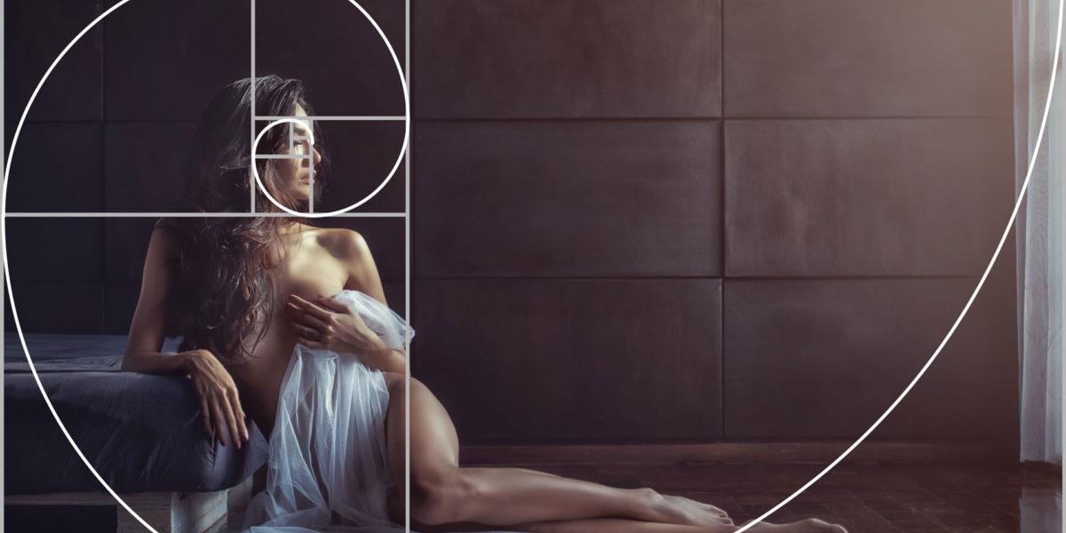 matematica na Fotografia - Proporcao Aurea