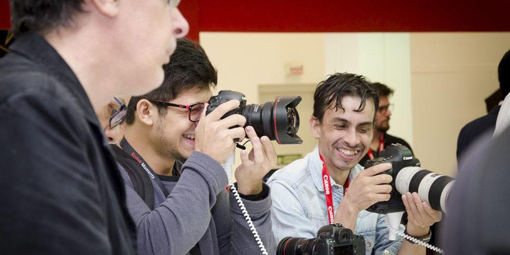 feira fotografar