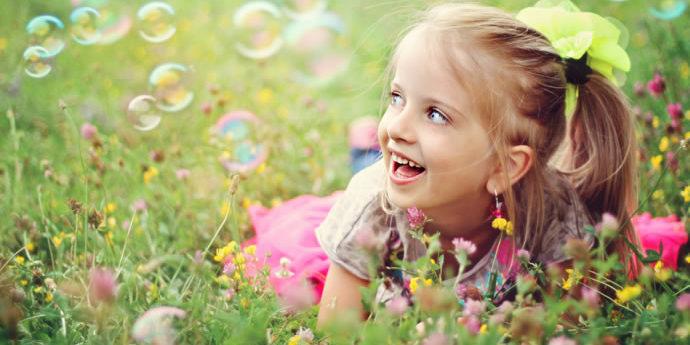 ideias para ensaio fotográfico infantil
